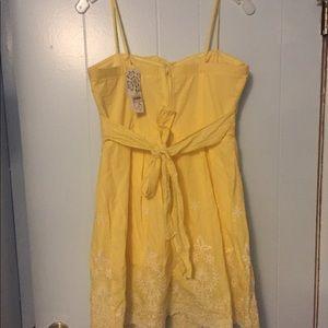 Speechless Dresses - Yellow Dress Junior